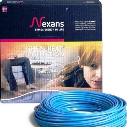 Нагревательный кабель двужильный Nexans (19,4 м2 - 24,0 м2) Теплый пол
