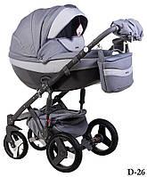 Дитяча коляска Adamex Monte Delux Carbon , фото 1