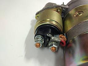 Стартер ВАЗ 2101-2107 ДК аналог ориг. БОЛЬШОЙ, фото 2
