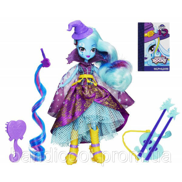 Кукла Трикси Луламун – Радужный Рок My Little Pony Equestria Girls Trixie Lulamoon Doll