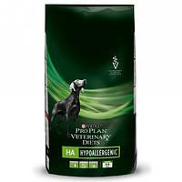 Лечебный корм для собак Purina Veterinary Diets HA 3 кг