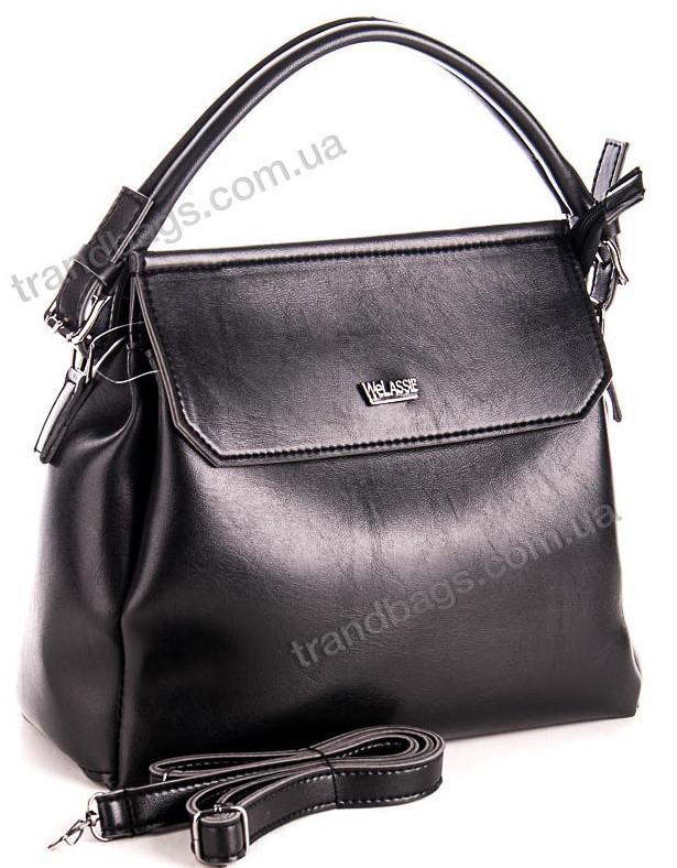 e3b953979400 Женская сумка WeLassie 54026 черный женские сумки оптом и в розницу в  Одессе км - Интернет