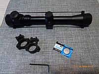 Оптический прицел переменной кратности с подсветкой  3-9X32Е