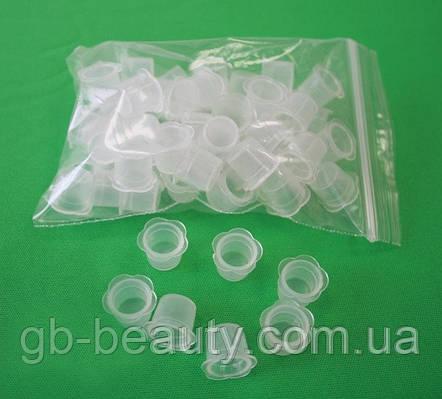 Сменные одноразовые чашечки для пигмента (50 шт)