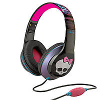 Наушники Монстер хай (Monster High Over-the-Ear Headphones with Volume Control (Mi-M40MH.FX))