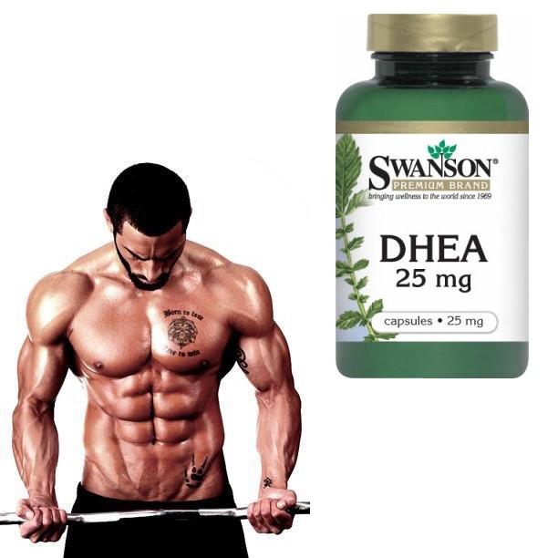 DHEA - Повышает Гормон Роста и Тестостерон (ДГЕА) — в Категории ...