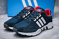 Кроссовки мужские Adidas EQT Support 93, темно-синие (11655), р. 41-45
