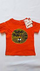 Футболка DPam красная Tribal