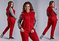Спорт костюм женский ботал ПЛА089, фото 1