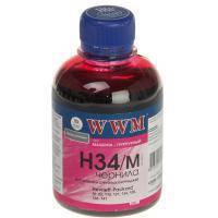 Чернила WWM HP № 22/134/136 (8766/9361) magenta (H34/M)