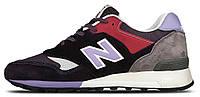 Мужские кроссовки New Balance 577 Нью Беланс фиолетовые
