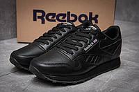Кроссовки мужские Reebok Classic, черные (11741), р. 41-46