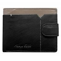 Мужское кожаное портмоне Always Wild 324L-FS Grey, фото 1