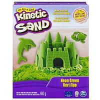 Песок для детского творчества - KINETIC SAND COLOR (зеленый, 680 г) ТМ Wacky-Tivities 71409G