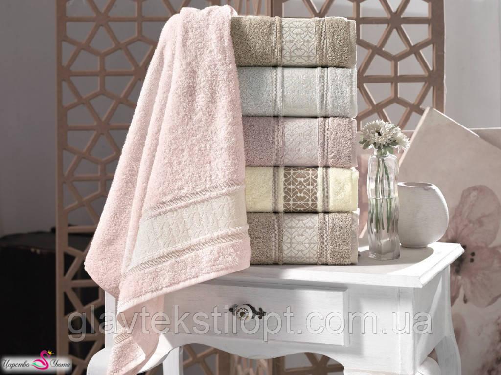 Махровое полотенце 50*90 Pupilla Турция