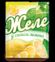 Желе лимон, 85 гр.