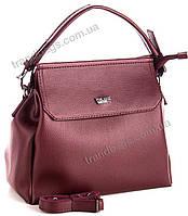 0a8a5ec49591 Женская сумка WeLassie 54026 бордовый женские сумки оптом и в розницу в Одессе  км