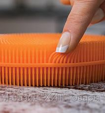Набор универсальных силиконовых щеток- губок Better Sponge, фото 3