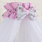 Комплект постільної білизни Asik Маленька балерина 8 предметів (8-252), фото 3