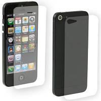 Комплект глянцевых пленок для iPhone 5/5s/SE