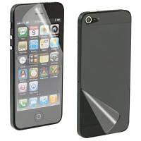 Комплект матовых пленок для iPhone 5/5s/SE