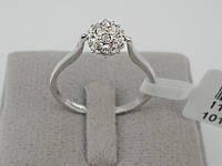 """Кольцо """"Кристи"""" с камнями Swarovski Fallon Jewelry 16 0217-216 (1232)"""