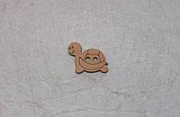Пуговица  Черепашка  638 поштучно, фото 1