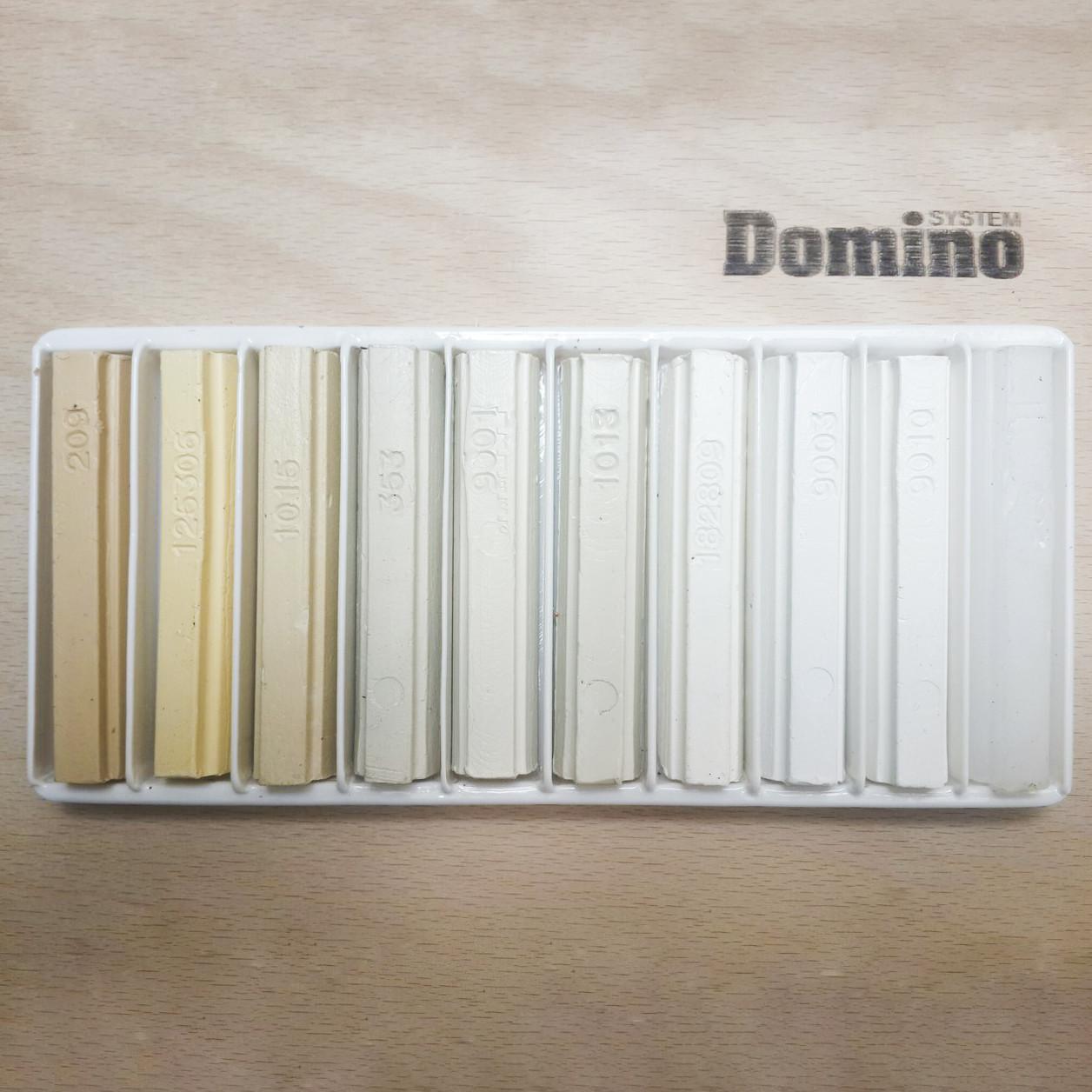 Віск меблевий м'який 10х8 см (білі відтінки)