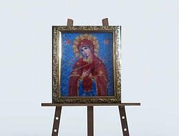 Картина ікона (вишита)