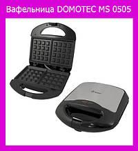 Вафельница DOMOTEC MS 0505