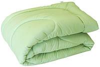 Одеяло стеганное 172*205см см салатовое