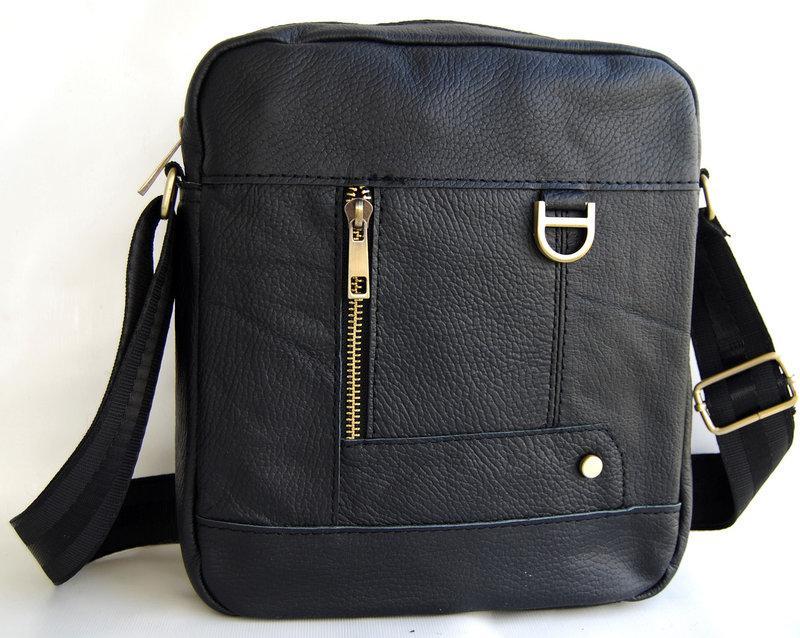 9937bfd5a9f5 Небольшая кожаная мужская сумка. Сумка через плечо. Сумка планшет. Стильная  сумка. Интернет