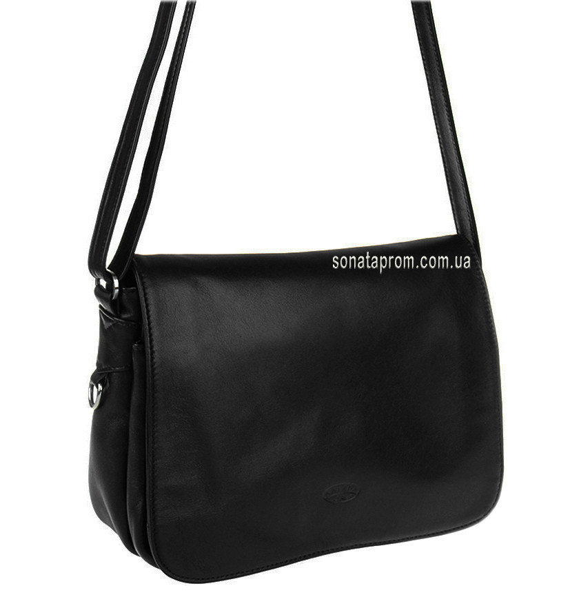 49af7b4620fa Маленькая кожаная сумка на плечо женская, цена 2 489 грн., купить в ...