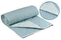 Одеяло стеганное 155*210см салатовое