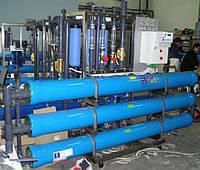Фильтр промышленный для обессоливания воды (обратный осмос)