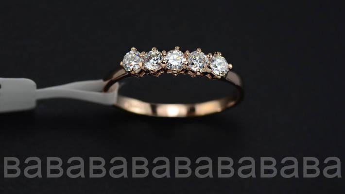 """Кольцо """"Аэлита"""" с фианитами Fallon Jewelry 16 0271-377 (1171)"""