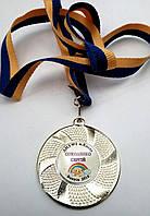 Медаль выпускника под заказ вариант 4