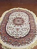 КЛАССИЧЕСКИЕ КОВРЫ BUHARA 1440 КРЕМОВЫЙ, фото 3