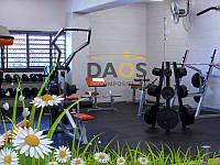 Спортивные резиновые покрытия для фитнес залов.