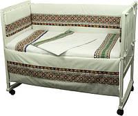 Защитное ограждение в детскую кроватку