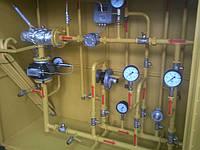Установка газовая шкафная — УГШ-F-G16-RBI2012 (УГШ,ГРПШ,ШГРП,ШРП,ГРП,ШП)