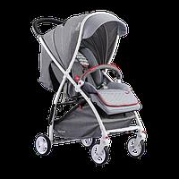 Дитяча прогулянкова коляска Quatro Lion Grey