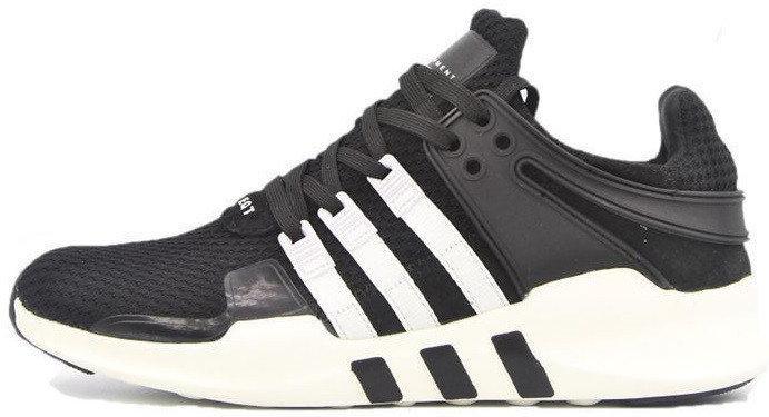 Мужские кроссовки adidas Equipment Support ADV (Адидас Эквипмент) черно-белые