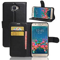 Чехол для Samsung Galaxy J5 Prime / G570F / On5 2016  книжка кожа PU
