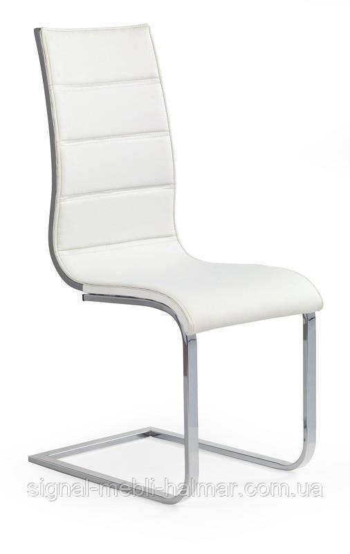 Стул K-104 (бело-серый) (Halmar)
