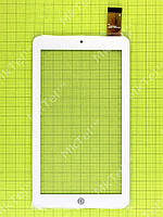 Сенсор China Tablet 7'' 30pin Оригинал Китай Белый