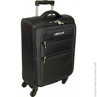 Дорожный Чемодан Skyflite Carry:Lite Diamond S, black (923940)