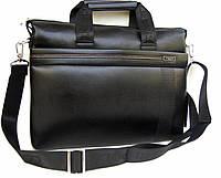 Мужская сумка-портфель Polo. Формат А4. Сумка поло экокожа. Качественная сумка поло.