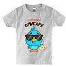 Детская футболка БУДУЩИЙ ОЛИГАРХ , фото 4