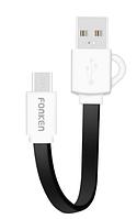 Кабель для синхронизации Fonken Micro USB Black